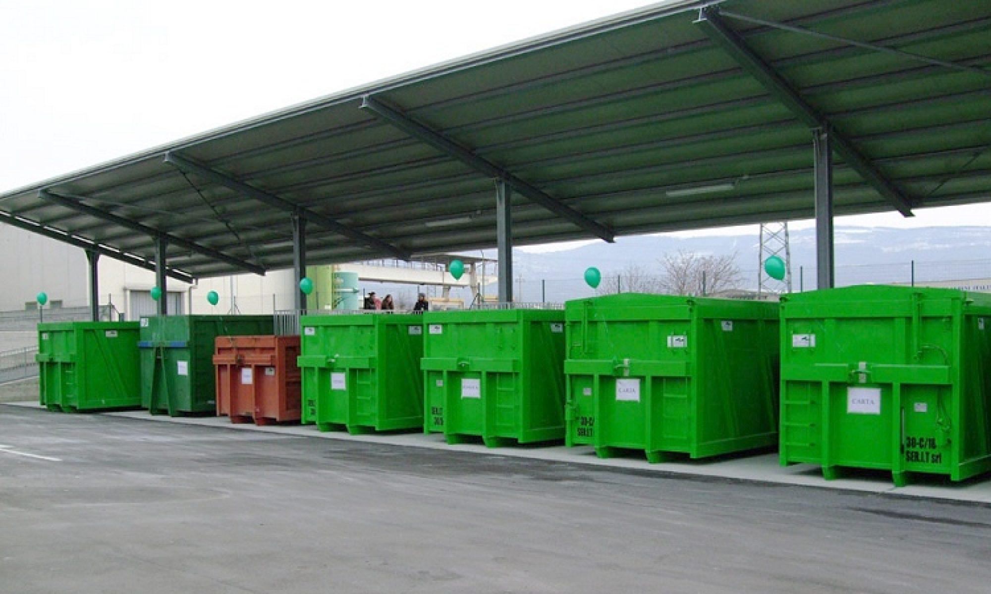 Аренда мусорных контейнеров в Москве