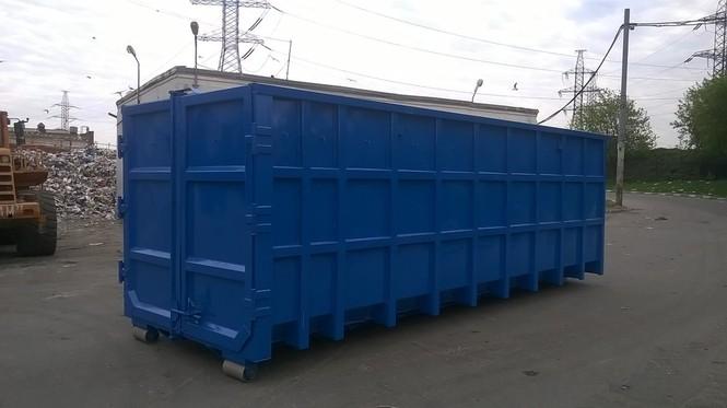 Аренда контейнера в Москве